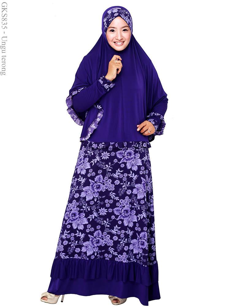 Gamis Syar 39 I Muslimah Gks835 Busana Muslim Murah Terbaru