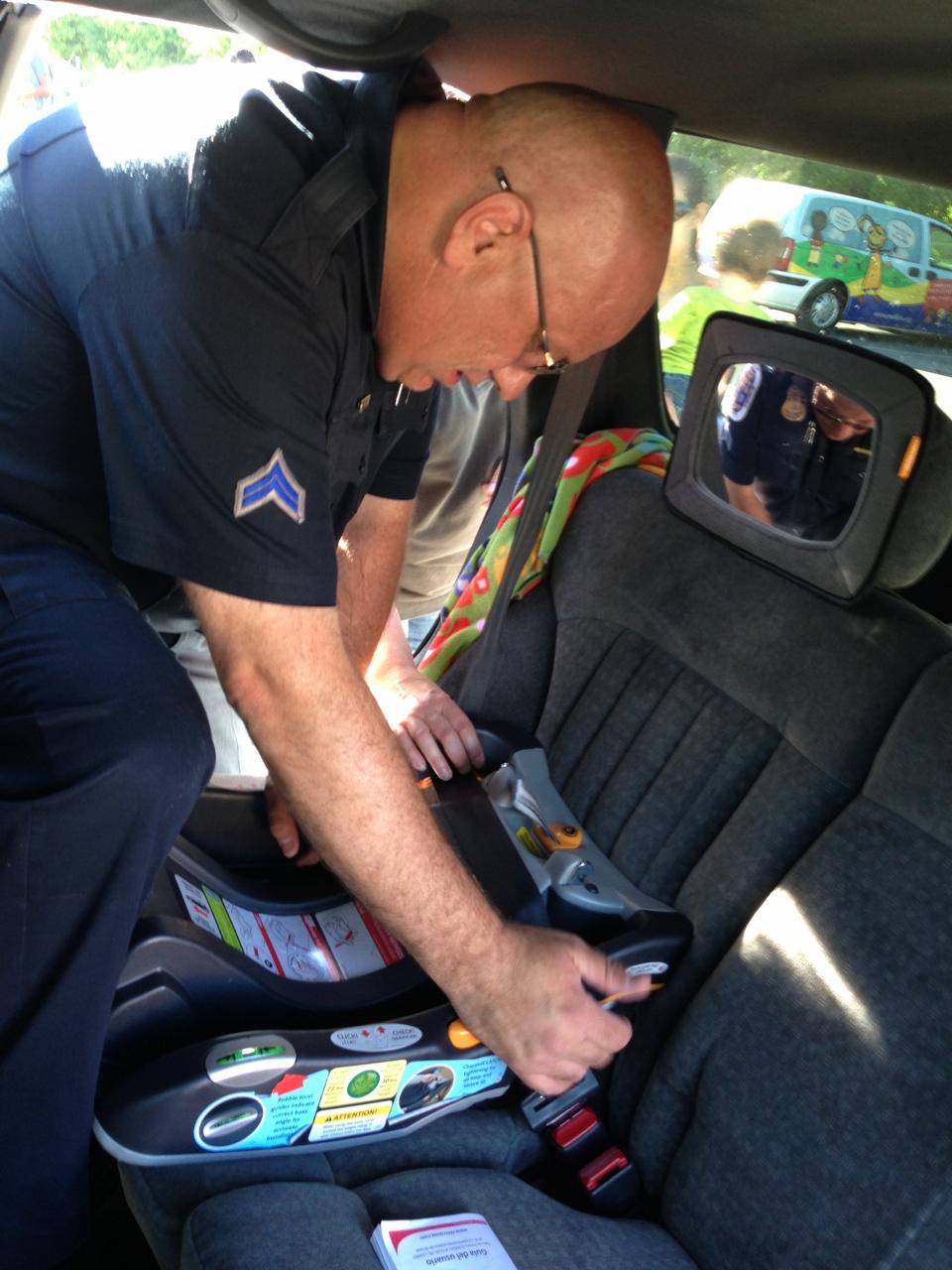 Md Kiss Car Seat