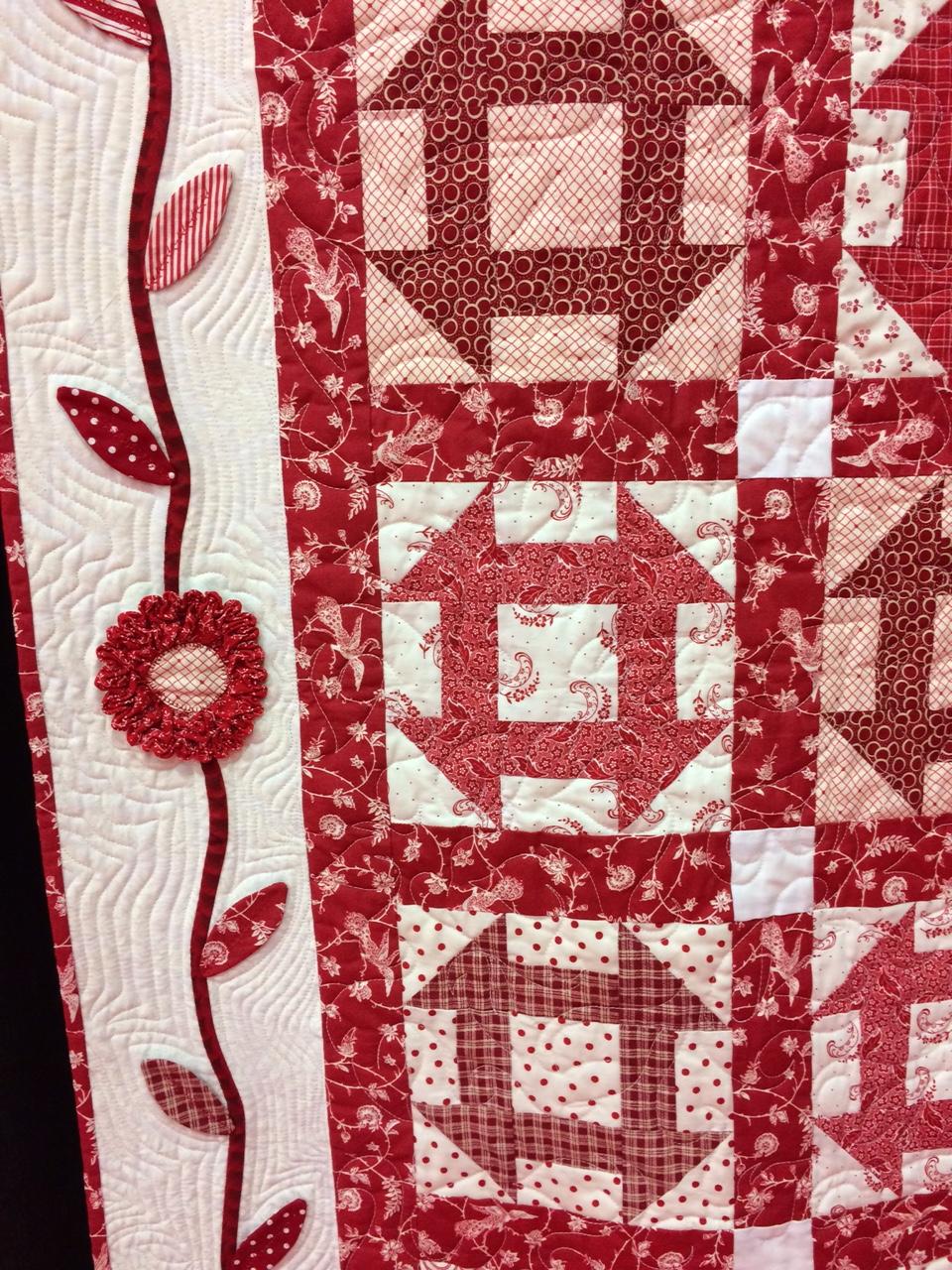 Humble Quilts Quilt Knit Stitch Portland Show