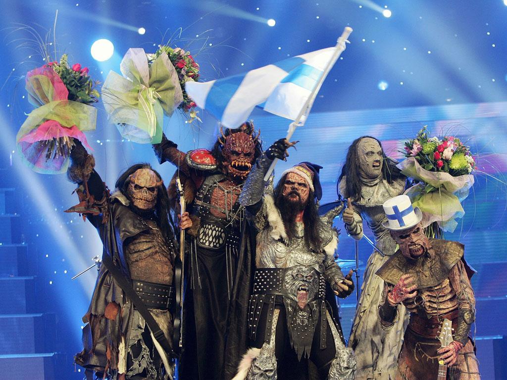 Life after Helsinki 2007 Eurovision