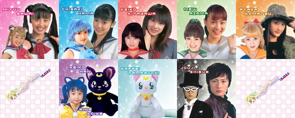 Zoisite Sailor Moon Live Action Pretty Guardian Sailor...