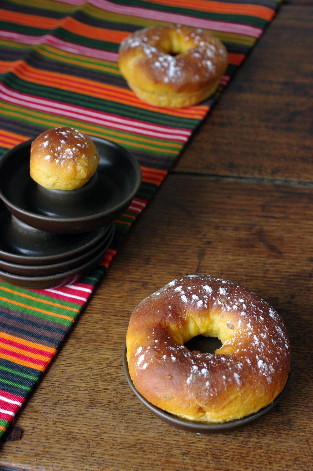The wandering girl doughnuts de patate douce quand les l gumes s 39 invitent au go ter - Quand recolter les patates douces ...