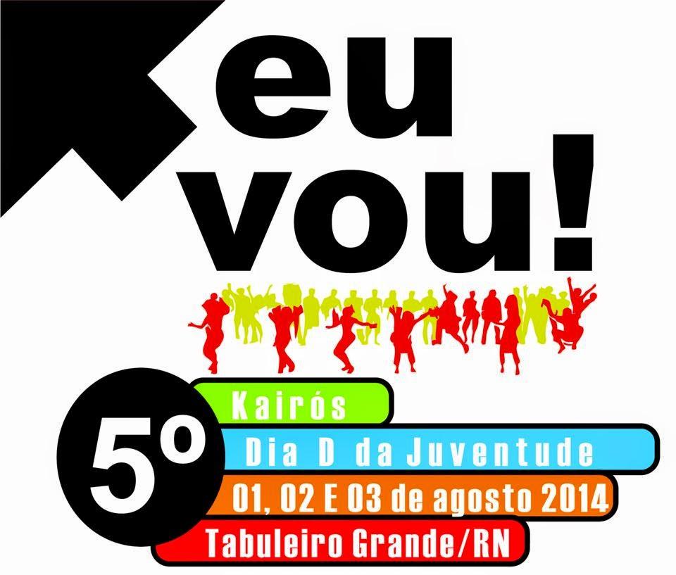 Dia D da Juventude em Taboleiro Grande/RN