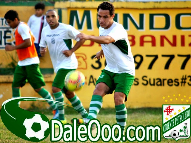 Oriente Petrolero - Clásico Cruceño - Gualberto Mojica - DaleOoo.com web del Club Oriente Petrolero