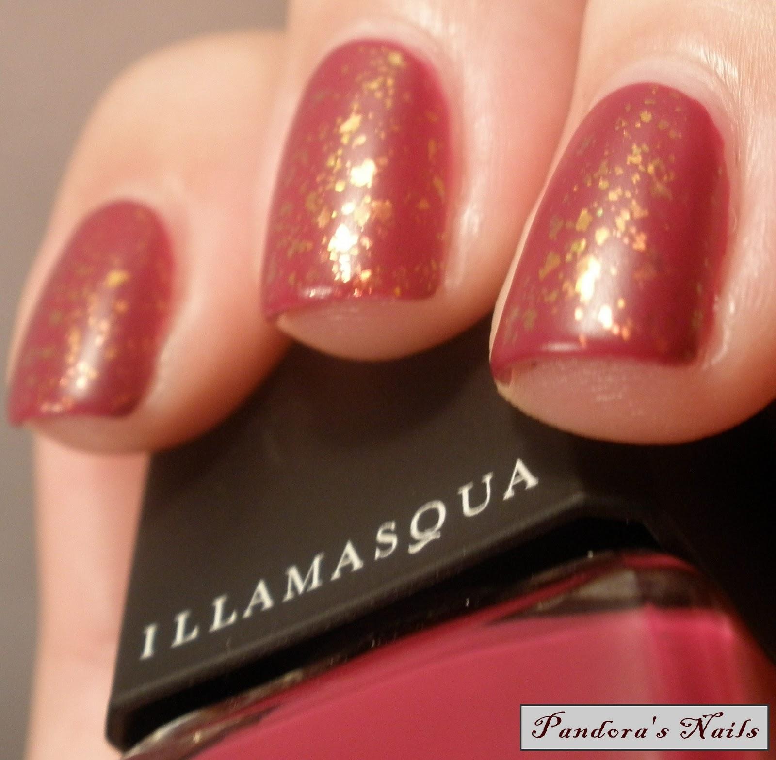 Pandora\'s Nails: Illamasqua Vice and Nubar 2010