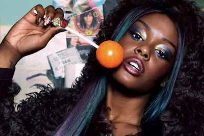 "AZEALIA BANKS ""1991"" & ""Van Vogue"" video"