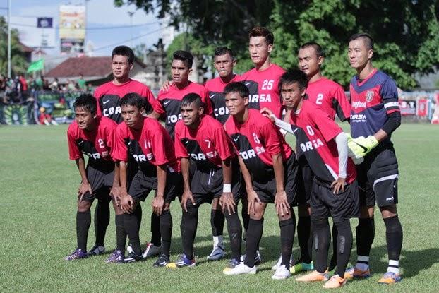 Skuad Pemain Bali United Pusam ISL 2015