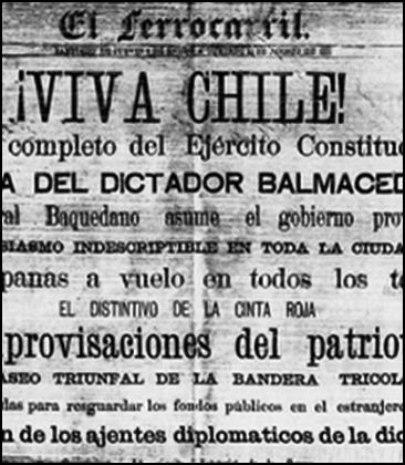 REVOLUCION DE 1891