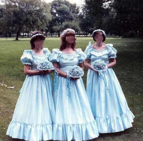 Bridesmaid Dresses: The Bridesmaid Dress: The Good, The