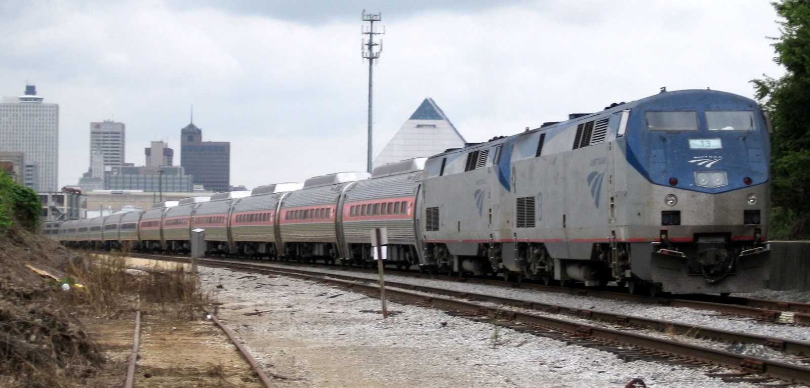 Memphis Railroad And Trolley Museum Fema Evacuation Trains At