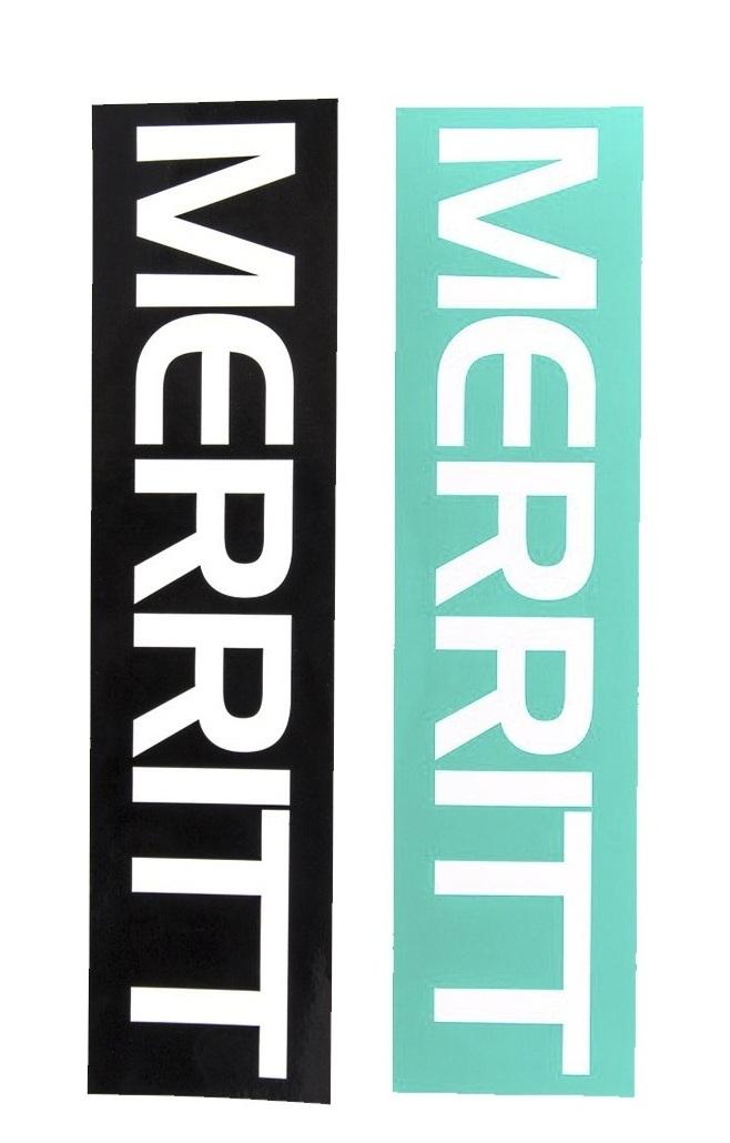Sticker MERRITT Frame $6.000 c/u