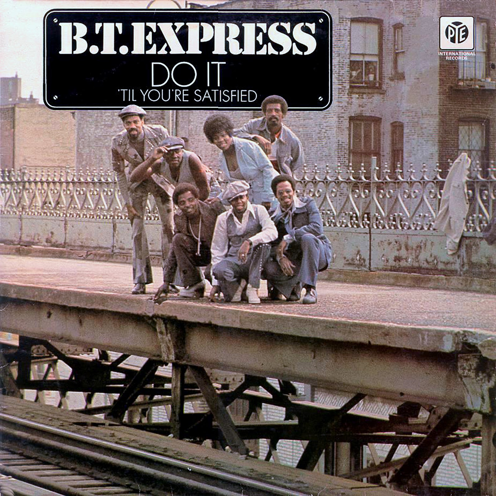 B.T. Express - What You Do In The Dark