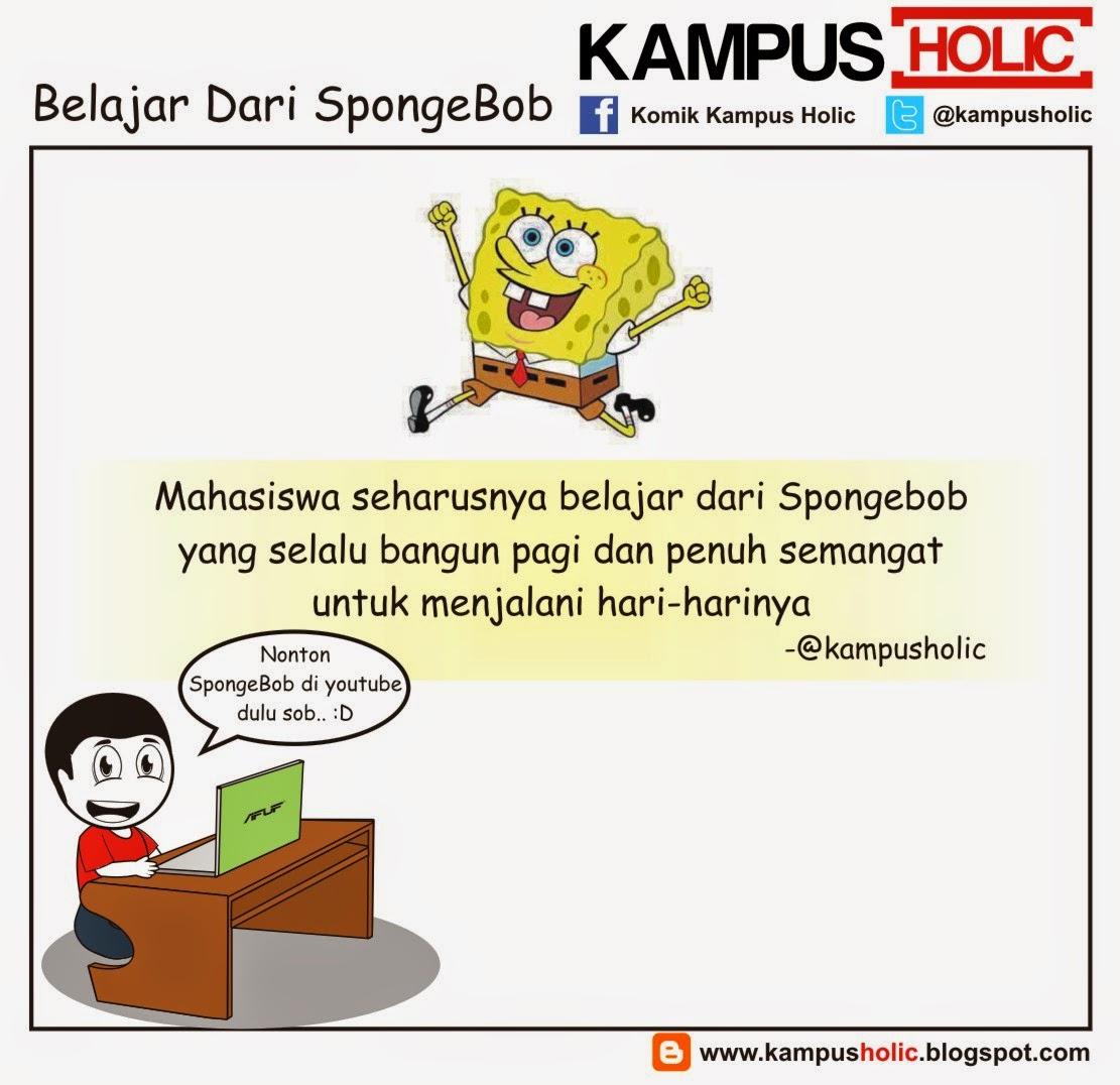 #853 Belajar Dari SpongeBob