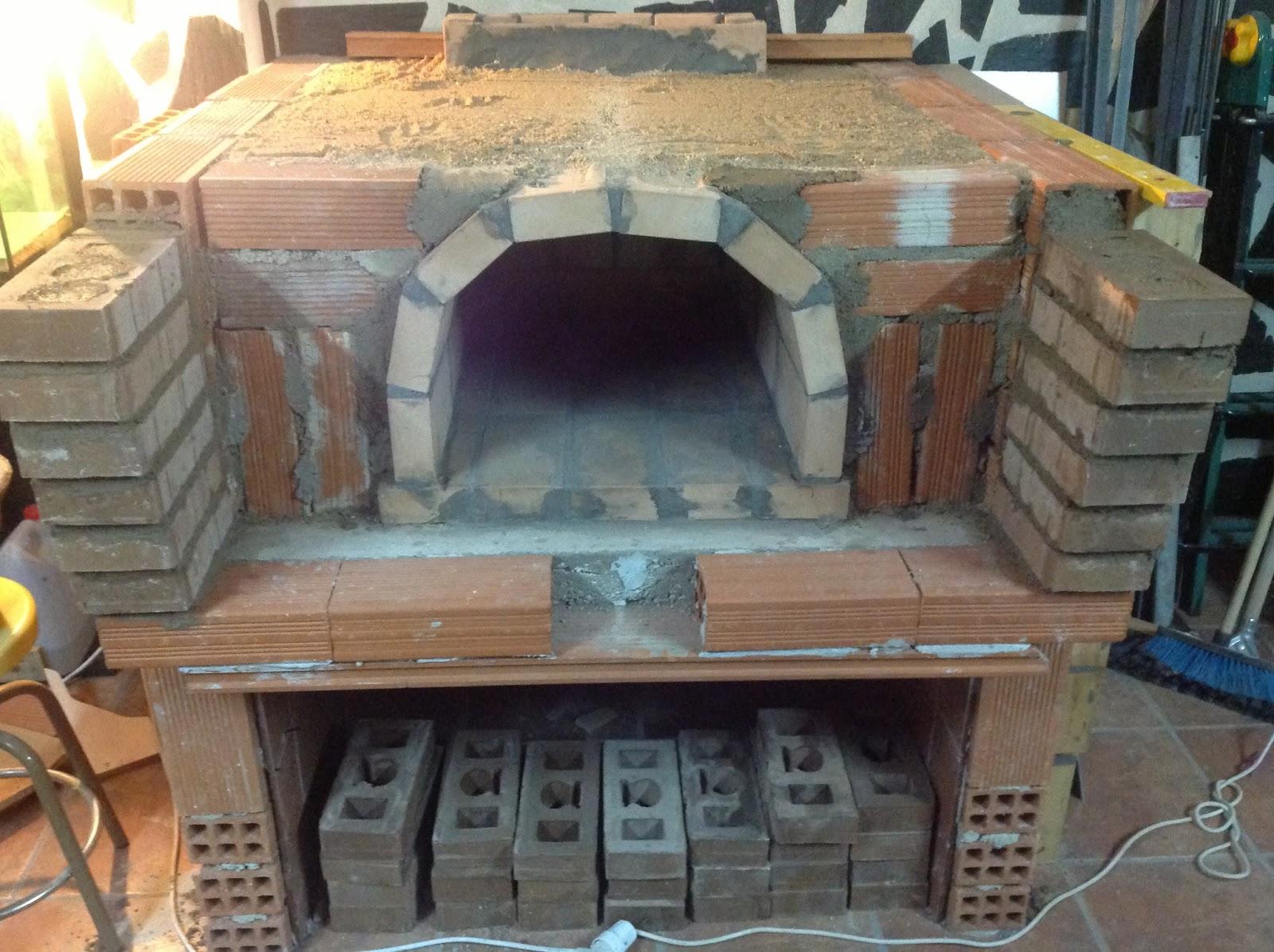 Construccion de horno de le a - Hornos a lena construccion ...