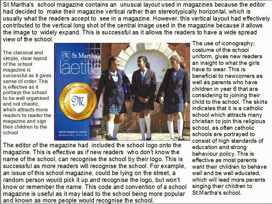 wanted to write school magazine editorial If the students practice writing for the school magazine, their style of writing will be much improved in this way, many of them may be good writers in future thus the school magazine helps us in developing our power of writing.