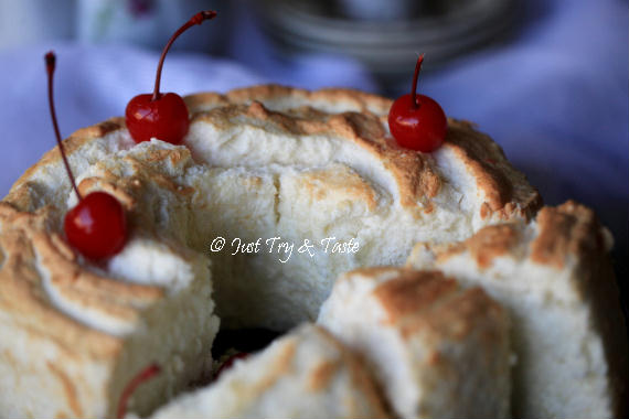 Resep Angel Food Cake