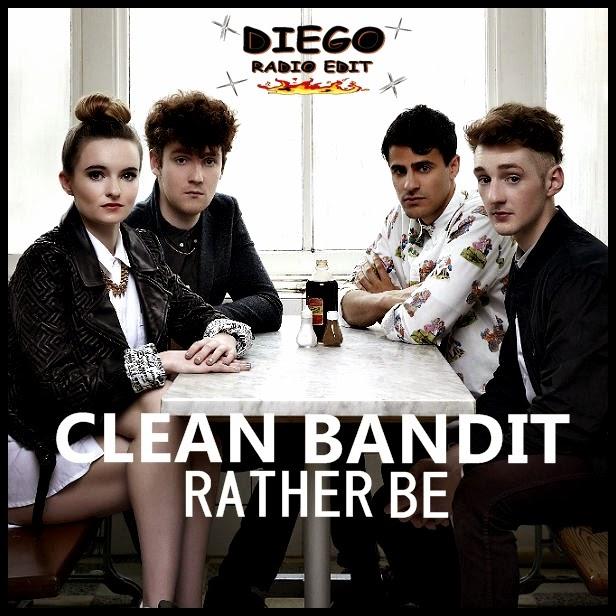 clean bandit rather be mp3 скачат