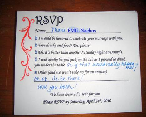 22 12 invitation making the rsvp card
