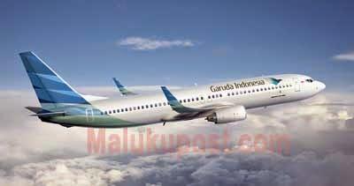 Garuda Indonesia Buka Rute Baru Ambon-Nabire