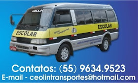 Ceolin Transporte Escolar!