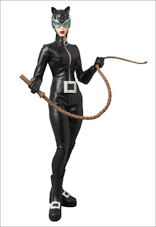 "Medicom RAH 12"" Batman: Hush Jim Lee Styled Catwoman Figure"