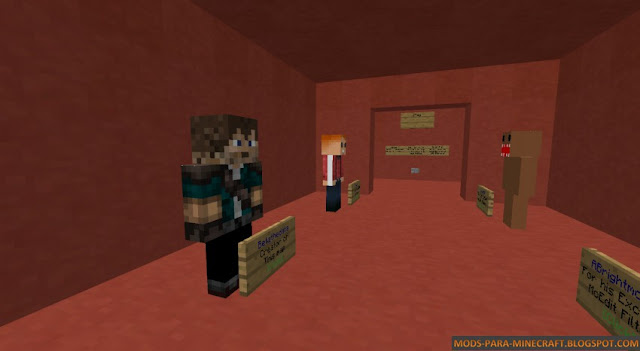 Imagen 3 del mapa Therapy para Minecraft 1.8