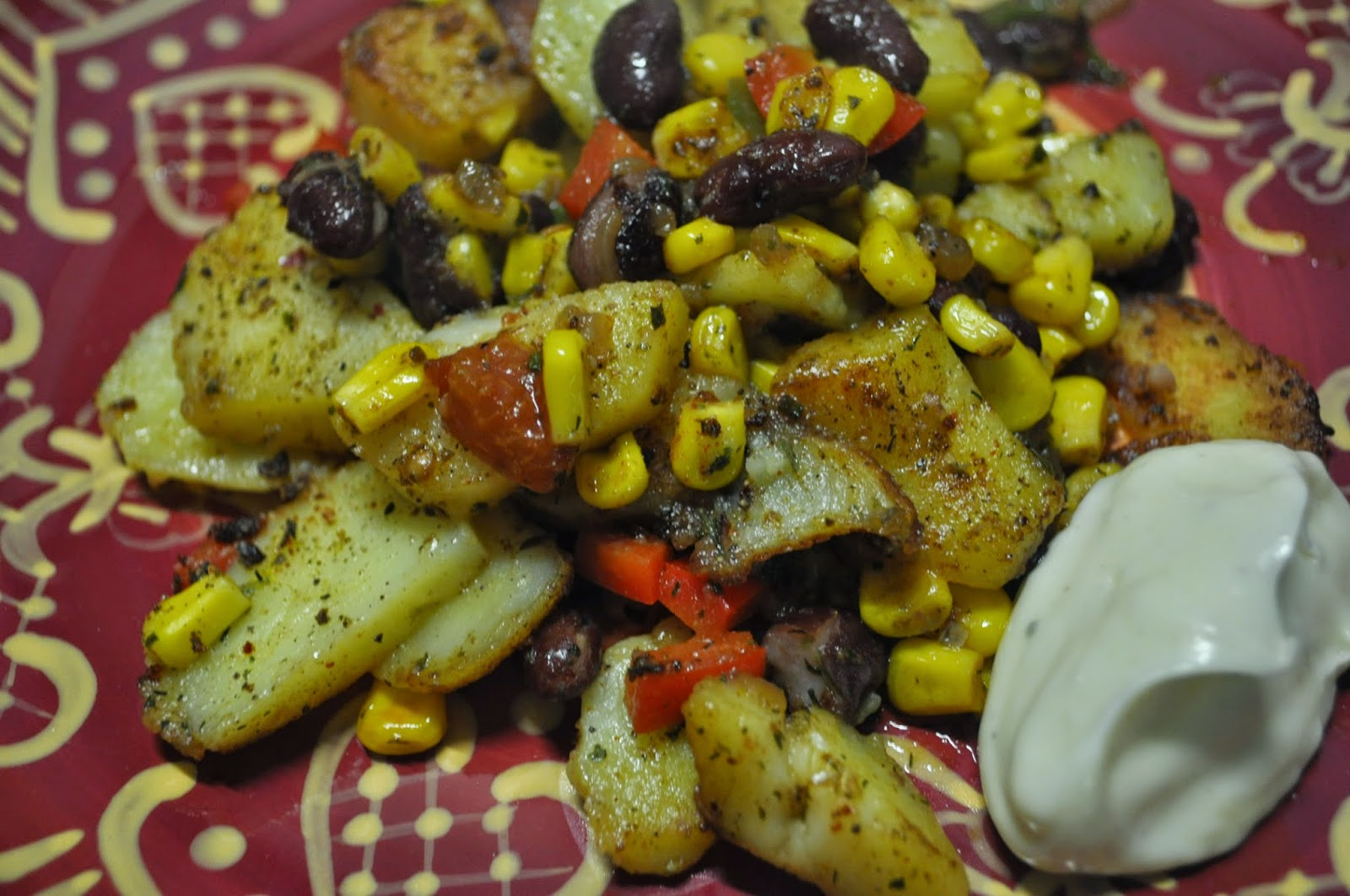 Kartoffel-Chili