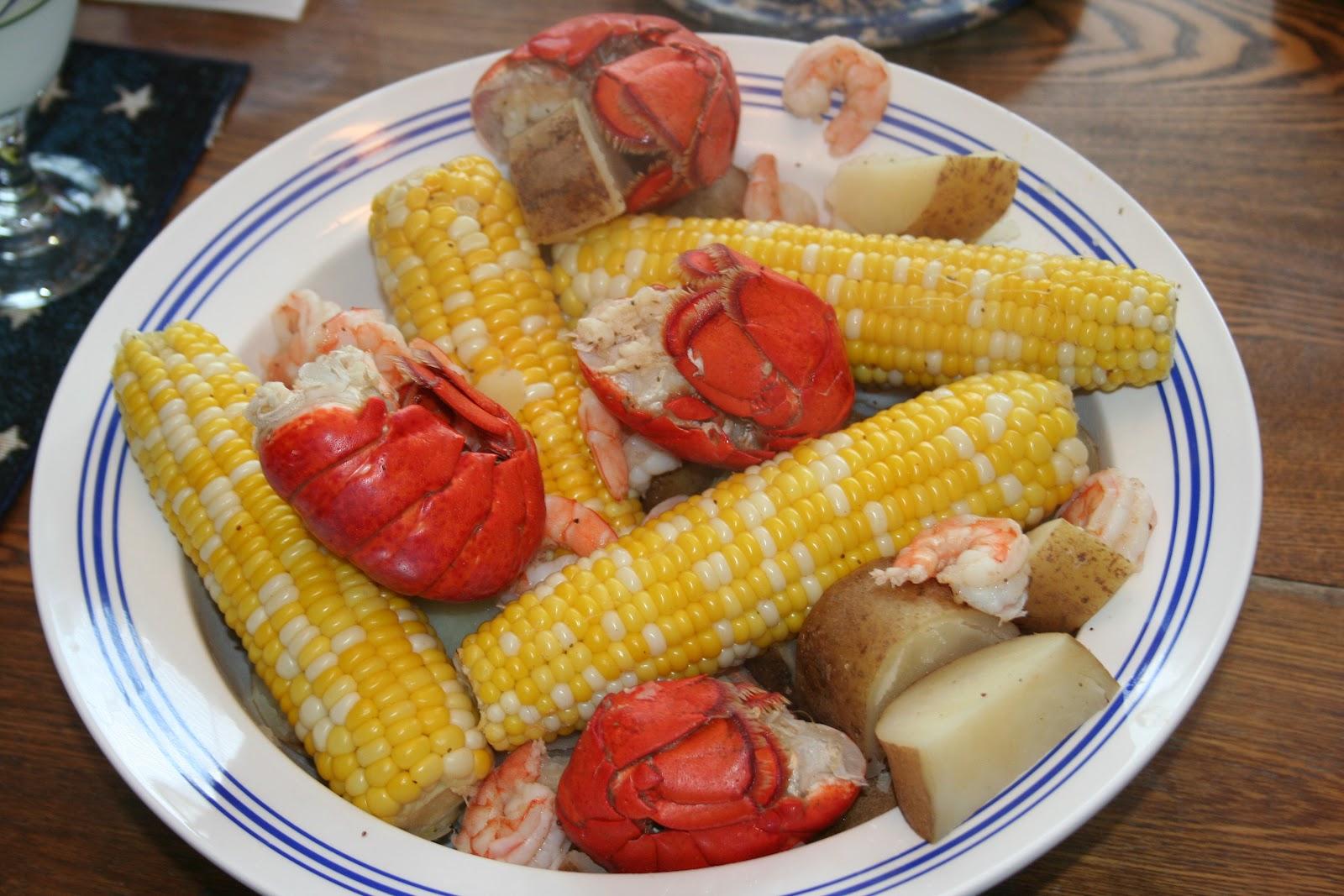 Crostini and Chianti: Lobster Boil