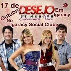 17 DE OUTUBRO NO IGARACY SOCIAL CLUBE