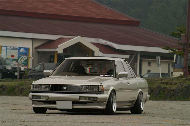 Toyota Cresta, X70, GX71, twin turbo, GT, JDM, japoński sedan, hardtop, stary samochód, klasyk, kultowy, napęd na tył, RWD, tuning, sportowy, zdjęcia, fotki, 日本車, チューニングカー, シャコタン, クラシックカー, こくないせんようモデル, トヨタ・クレスタ