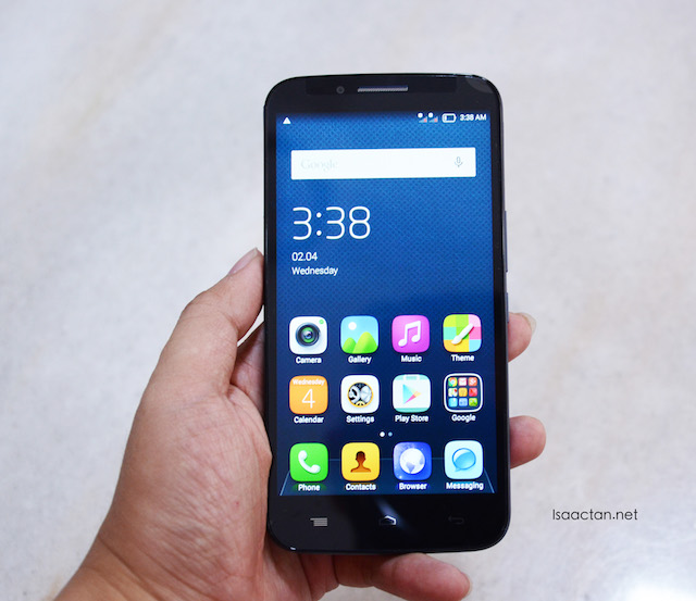 ALCATEL OneTouch Flash Plus, Selfie Like A Pro
