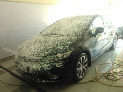 snow,wash,wasch,das,auto,wangsa,melawati