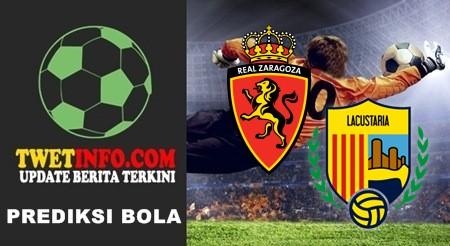 Prediksi Real Zaragoza vs Llagostera