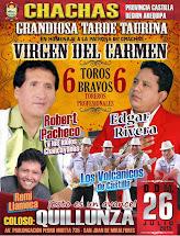 GRAN CORRIDA DE TOROS 2015