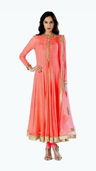 RIDHI MEHRA - Latest Indian Anarkali Dresses