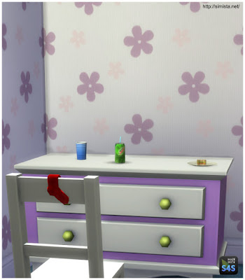 My sims 4 blog messy room clutter by mr s for Small dirty room 7 letters