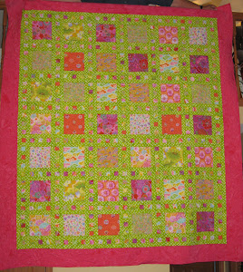 Quilt to keep the Paris quilt safe