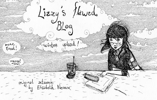 Lizzy's flawed blog