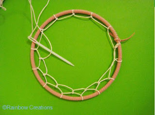 Dream Catcher Basic Stich