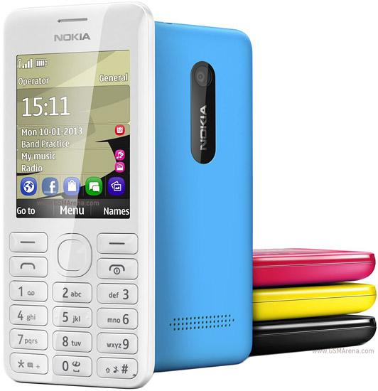 فلاشة نوكيا 206 RM-872  فيرجن 4.52 Nokia+206
