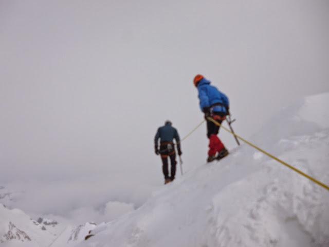 Finsteraarhorn (4274m)