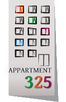 Appartment 325 - Home of an indie author becoming an app developer.