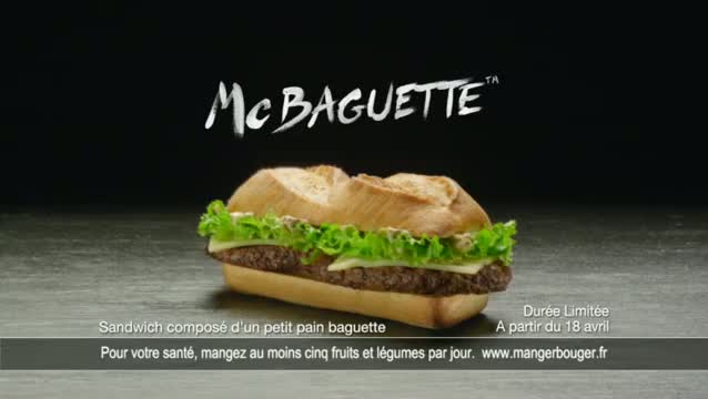 Image result for mcbaguette