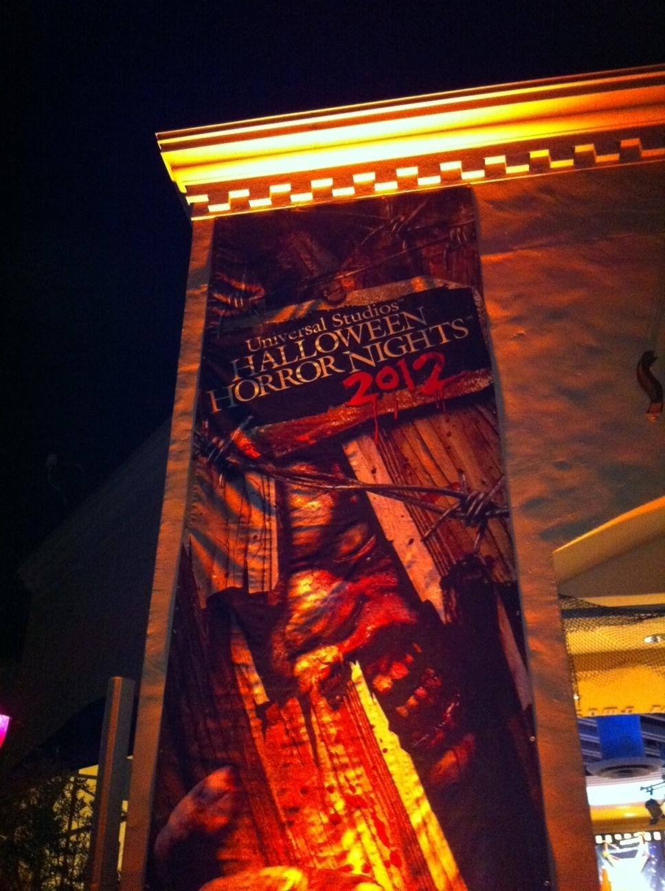 Halloween Horror Nights at Universal Studios (Review) ~ the jaded ...