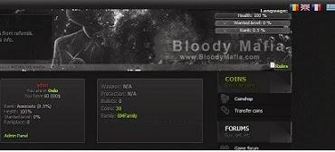 Online Mafia Rpg Game. Με υποστήριξη Ελληνικών.. ΚΛΙΚ ΣΤΗ ΦΩΤΟ