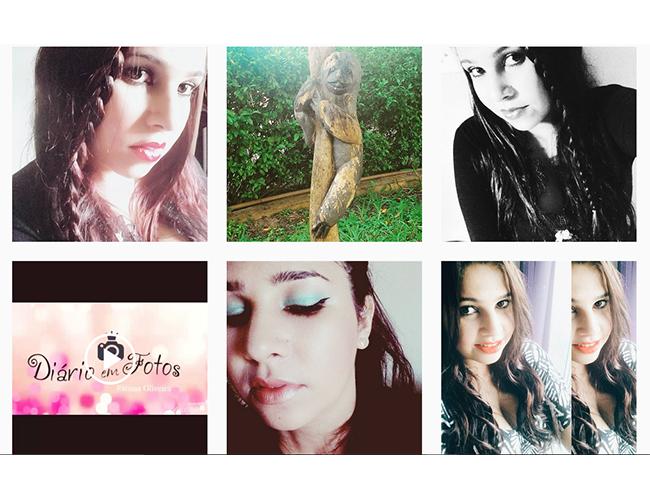 Fotos do Instagram Fátima Oliveira @faaholiiveira