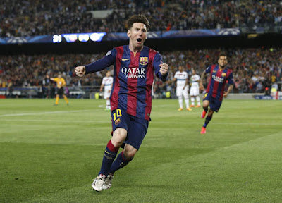 Messi FC Barcelona La Liga