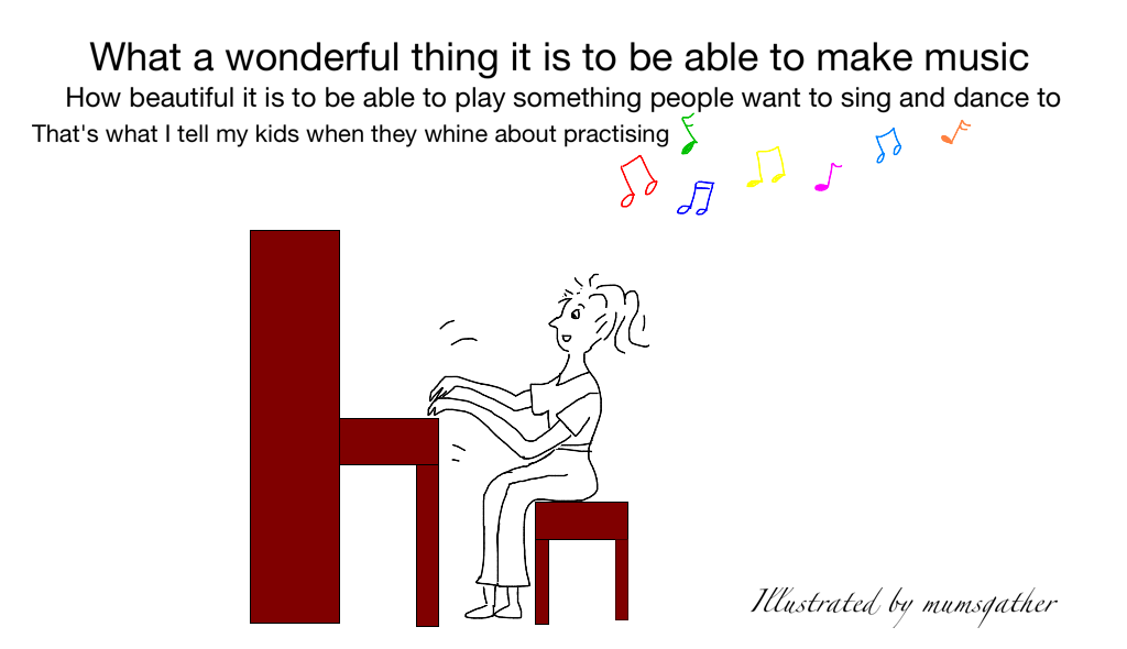 ABRSM Practical Piano Exam Tips ~ Parenting Times