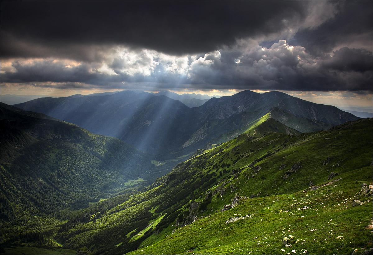 Beautiful Eastern Europe Tatra Mountains Poland
