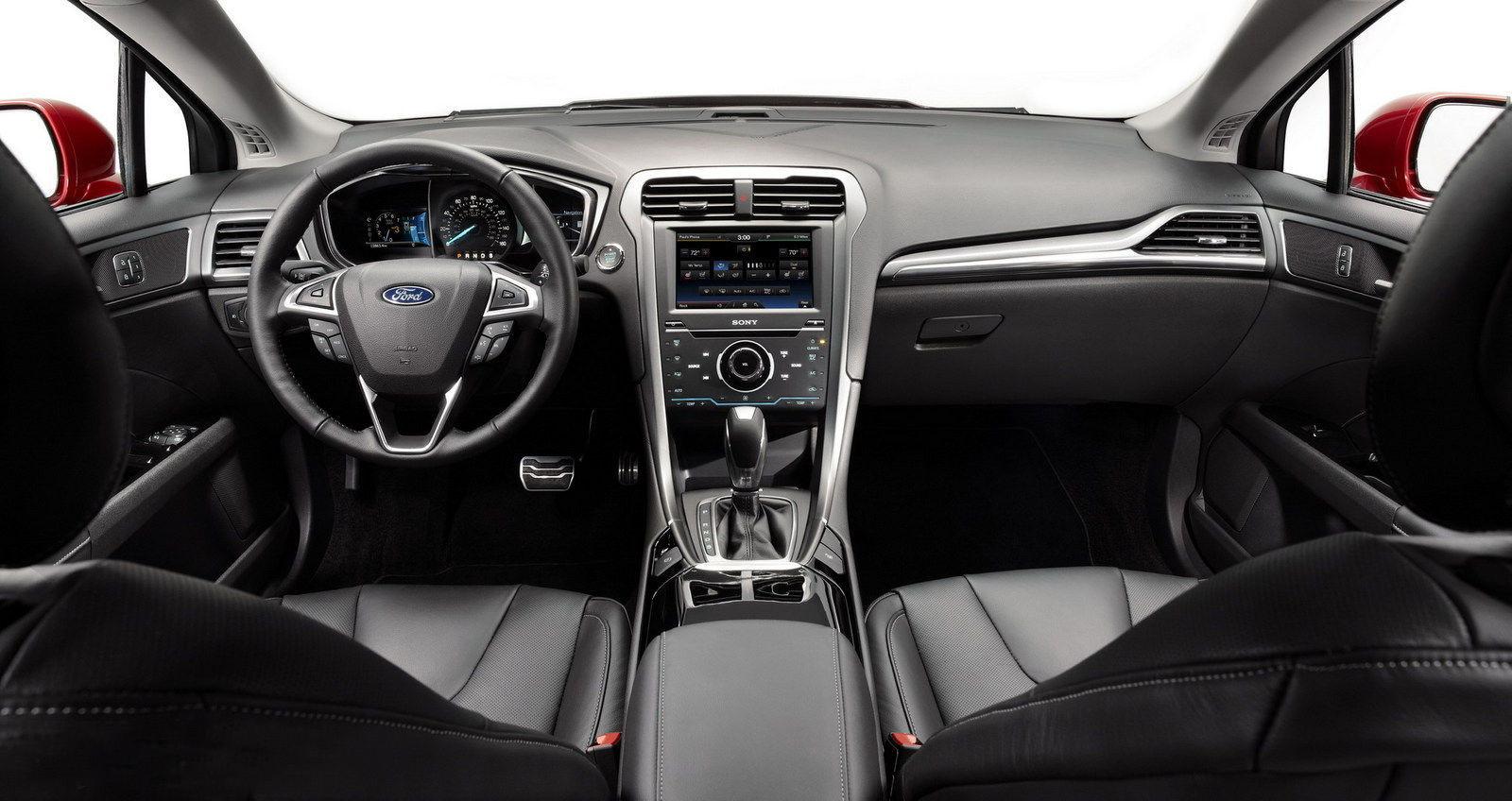 car i 2013 Ford Fusion